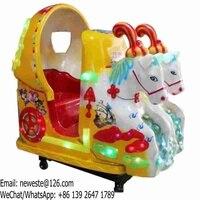 Indoor Kids Amusement Horse Rides For Sale