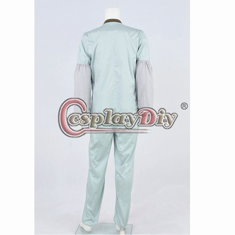Cosplaydiy Dexter Morgan Cosplay Costume Jumpsuit Overalls+ T Shirt Costumes  For Adult Halloween Custom Made D0813-in Movie & TV costumes from Novelty  ...