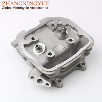 Scooter EGR cylinder head for HONDA SCR100 GCC 100 WH100T 12200