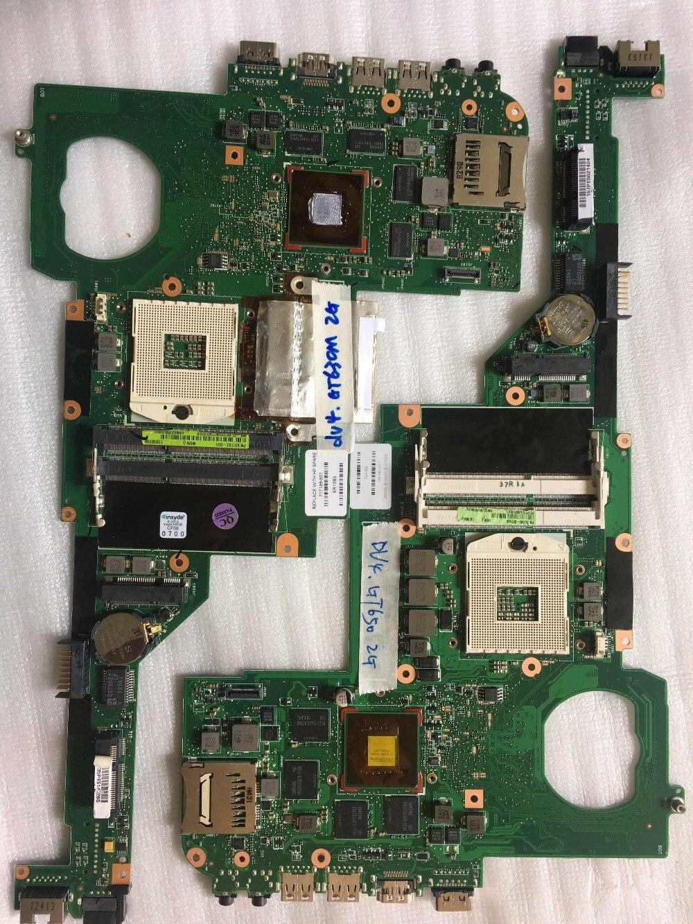 Dv4-5000 717183-501 gt650 717186-001 gt630 702664-001 gt635 connecter bord connecter avec carte mère tour connecter conseil