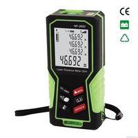 Free Shipping NOYAFA NF 2650 50M Digital Remote Measuring Equipment Laser Distance Meter