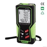 Free Shipping NOYAFA NF 2650 50M Digital Remote Measuring Equipment Laser Distance Meter