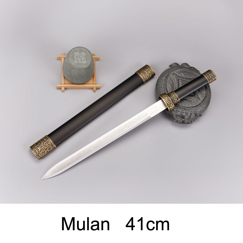 Traditional Chinese Blunt Decoration Dagger 1