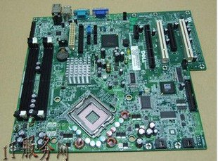 Original Server System board NY776 YH299 for Dell  SC440