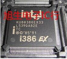 in stock can pay {KU80386EX25} {KU80386EX33} {KU80386EXTC33} {L6085ID} 5pcs/lot