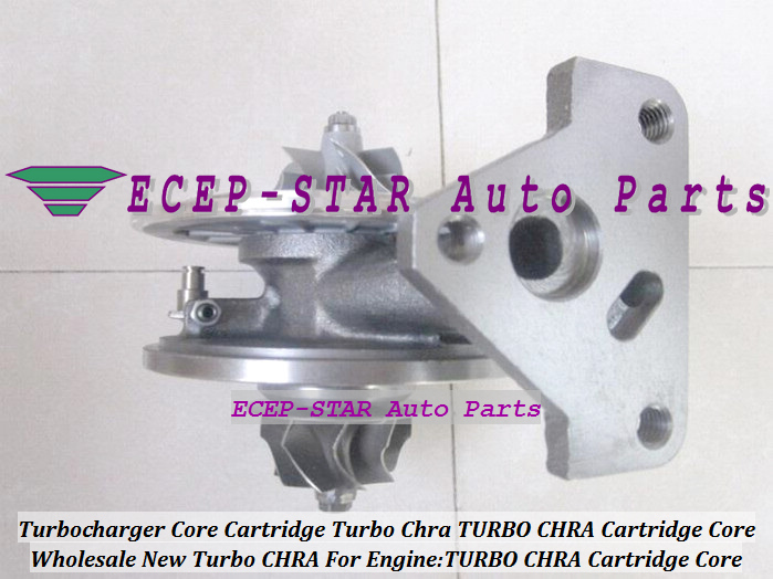 Turbocharger Core Turbocharger Cartridge Turbocharger Chra TURBO CHRA Cartridge Core 720931 53049880032 (4)