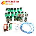 Полный набор Адаптеров УПА USB Программист V1.3 Поддержка Мульти-Типа Eeproms и Microchip УПА-USB Serial Программист ЭКЮ Инструмент