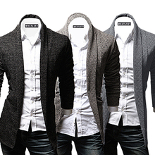 2016 Hot Mens Sweater Long Sleeve Cardigan,Males Pull style cardigan Clothings Fashion Sweaters Men Y19