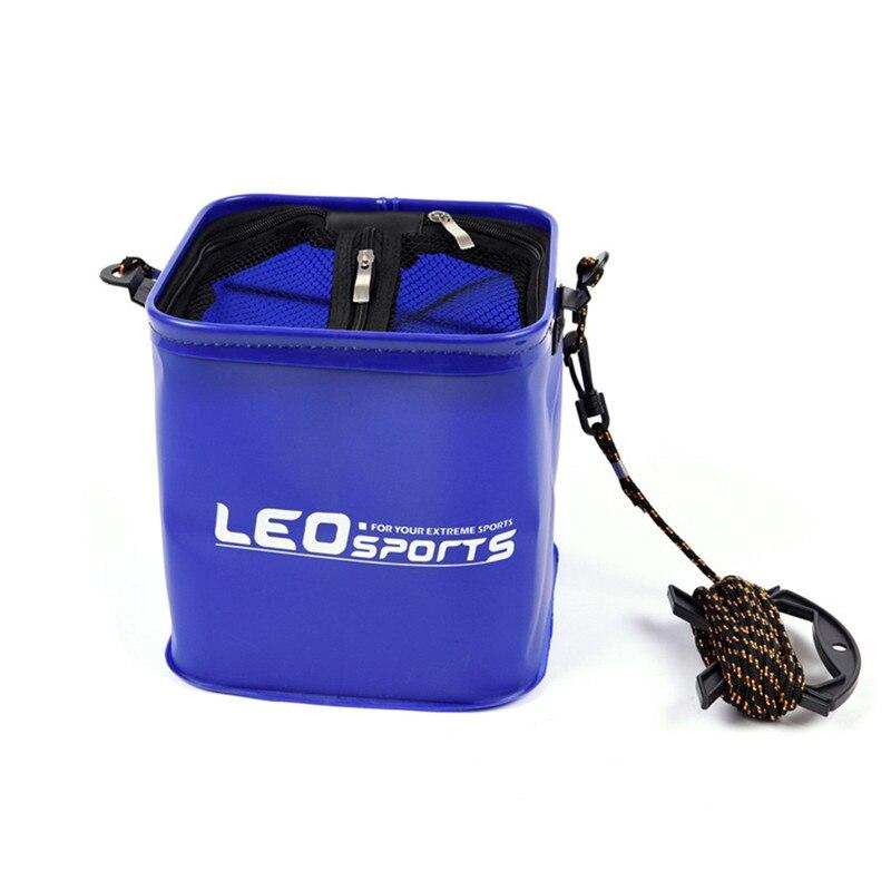 ** LUKIA Enamel Game Bag Tackle Bag size color variations
