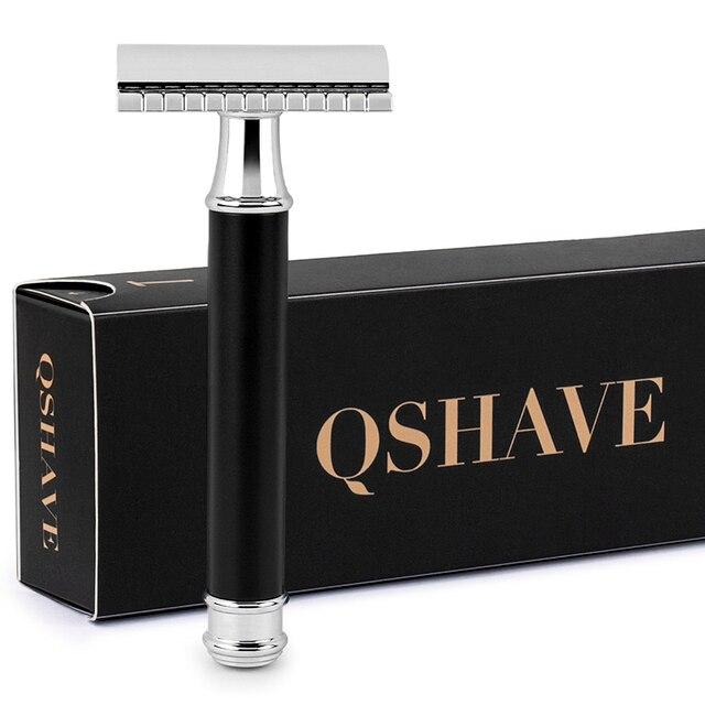Безопасная бритва Qshave RD265 с лезвиями