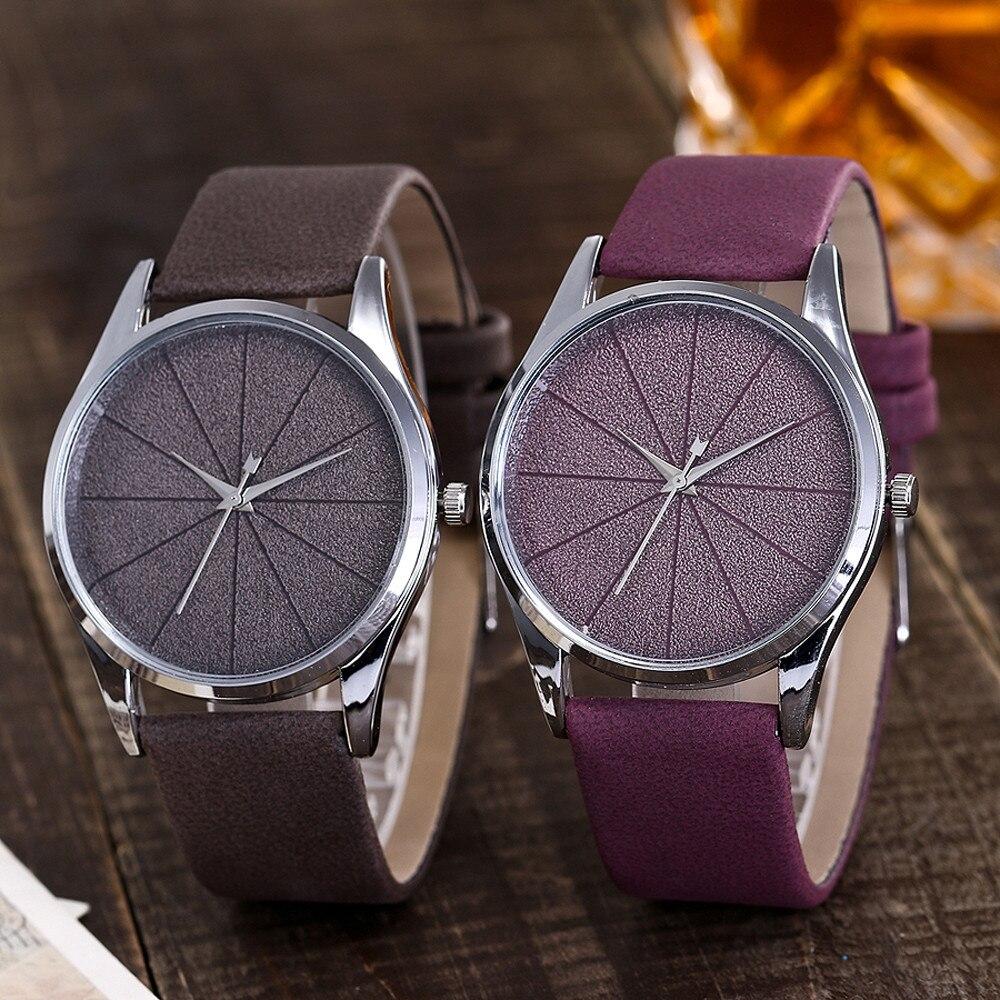 Vansvar Women Casual Quartz Watch 2019 Top Brand Luxury Ladies Leather Band Stainless Steel Wrist Watch Relogio Feminino Gift S7