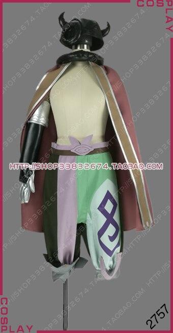 Fabriqué en abysse Robo Reg Regu tenue uniforme Cosplay Costume S002