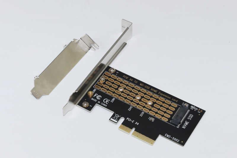 H1111Z Thêm Trên Thẻ PCIE ra M2/M.2 Adapter/PCI Express M.2 SSD PCIE Adapter M.2 NVME/ m2 PCIE Adapter Máy Tính Thẻ Mở Rộng M2