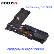 Black Color Loudspeaker Ringer Buzzer for Samsung Galaxy S10 G973 Mobile