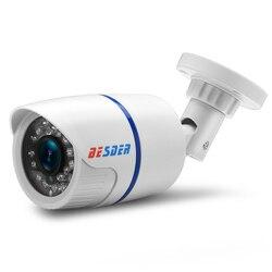 BESDER Câmera IP HD 1080 P 960 P 720 P Bala Cam 2MP Lens IR CCTV Segurança Câmara de Rede IP XMEye P2P Onvif Detecção de movimento Vista