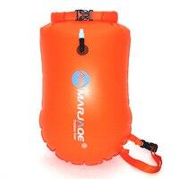 20L надувные одежда заплыва подушка безопасности водостойкая сумка для хранения сухой мешок ПВХ спасательный плавучее спасательное оборудо...