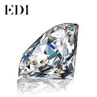 EDI 0.1ct Loose Diamond GDTC Certificate G/VS Round Brilliant
