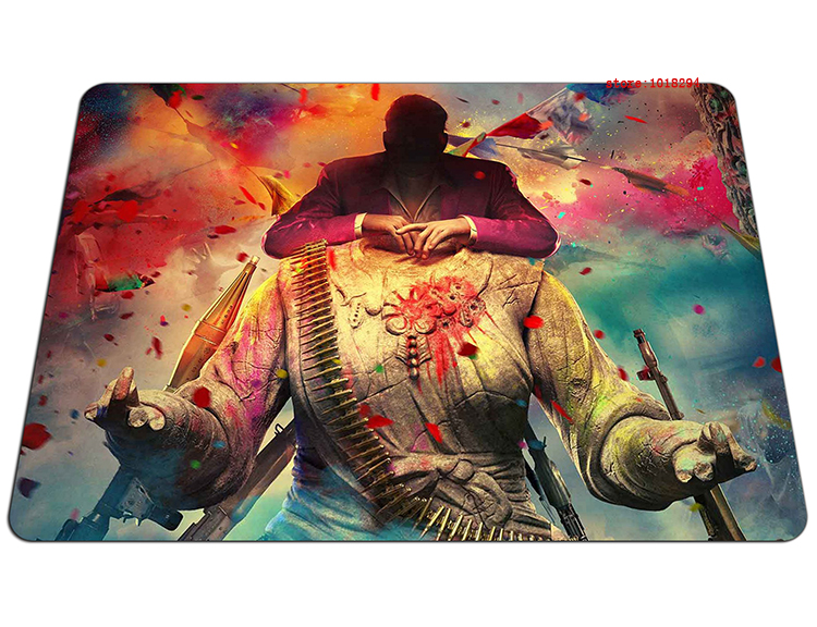 far cry mouse pad Gorgeous gaming mousepad Colourful gamer mouse mat pad game computer desk padmouse keyboard large play mats