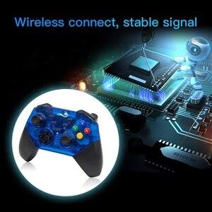 Image 5 - בקר אלחוטי עבור Nintendo מתג Windows PC Bluetooth Gamepad משחק ג ויסטיק פרו מובנה ג יירו כפול הלם Dropship