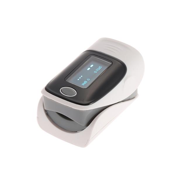 Oximete Pulso OLED, pantalla Pulsioximetro SPO2 PR Oximetro de dedo, Oxímetro de Dedo