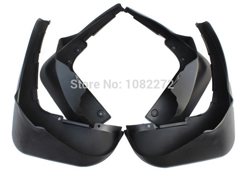 Mud flaps splash guard mudguard for mercedes benz w251 r for Mercedes benz ml350 mud flaps