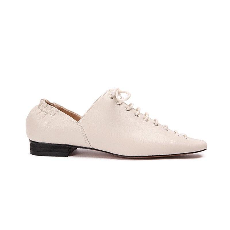 noir Grande Bout Chunky Chaussures 34 40 Mode Pompes Talons Carré Karinluna Femmes Femme Élégant Taille Beige Lacent CxT5aYqw