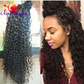 Brazilian Kinky Curly Lace Front Wig Glueless Lace Front Curly Synthetic Wig Heat Resistant Fiber Curly Front Lace Wig Synthetic