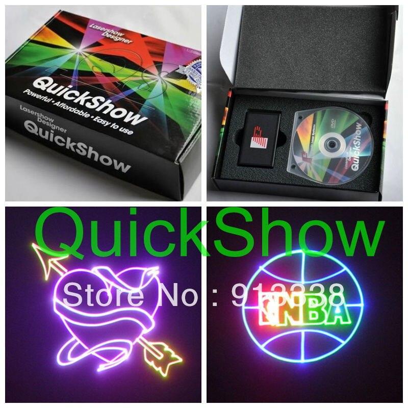 Pangolin Quickshow Quick Show Usb Ilda Pc Laser Light Show Designer Controller Software Free Shipping Software Build Software Parkssoftware News Aliexpress