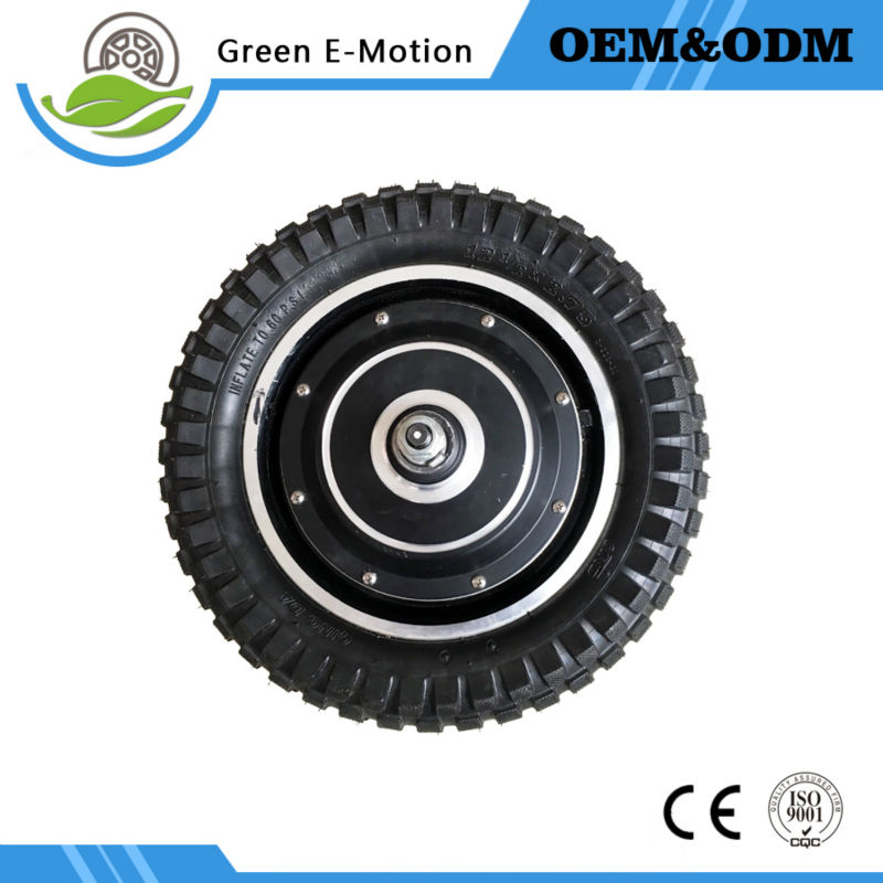 electric wheel motor 12'36v 200w to 500w electric bicycle motor brushless hub motor for electric scooter wheelchair wheelbarrow