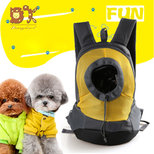 hot deal buy bag backpacks mesh comfort travel dog carriers fashion red color travel dog bag backpack breathable pet bag pet puppy carrier