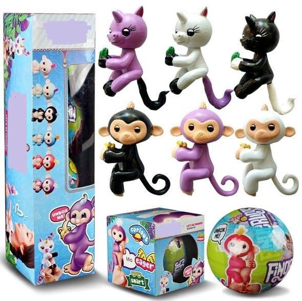 NEW hot 7cm lol Surprise Doll Baby Monkeys Unicorn Surprise Egg Ball action figure font b