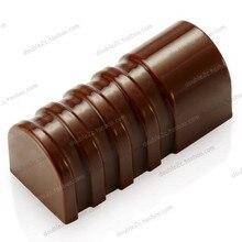 Polycarbonat schokoladenform, 30 tassen, moldes de policarbonato para schokolade, hohl schokoladenformen, DIY schokolade, die werkzeuge