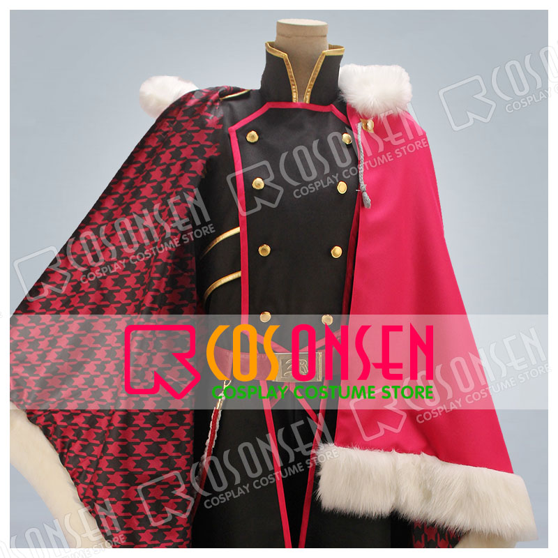 COSPLAYONSEN Idolish7 3 NO DOUBT Re:vale Momo Cosplay Costume new Full Set All Sizes adult costume With Hat