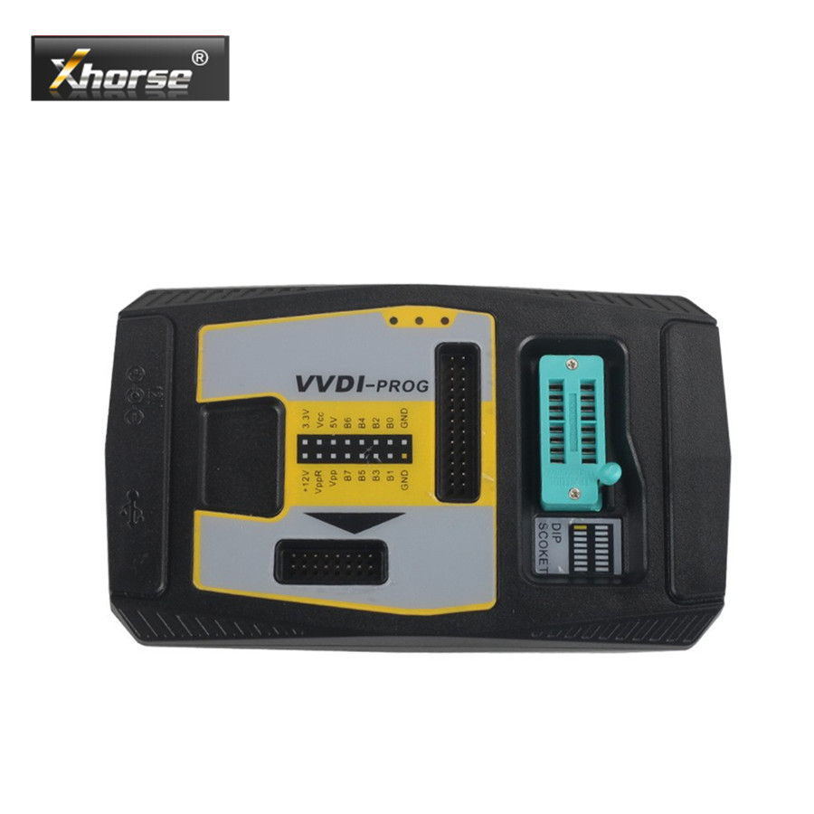 Original Xhorse VVDI PROG Programmer V4 7 7 VVDI PROG High speed USB Communication Interface Smart