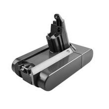 bonacell 21.6V 2200mAh Battery for Dyson V6 DC58 DC59 DC61 DC62 DC72 DC74 Animal