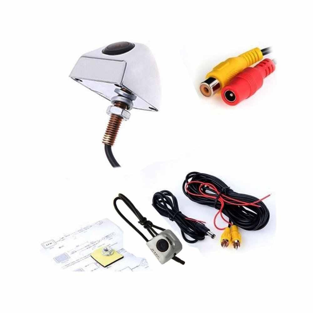 Широкоугольная парковочная помощь Автомобильная камера Универсальная Водонепроницаемая камера ночного видения для грузовиков CCD Автомобильная камера заднего вида для автомобиля ford
