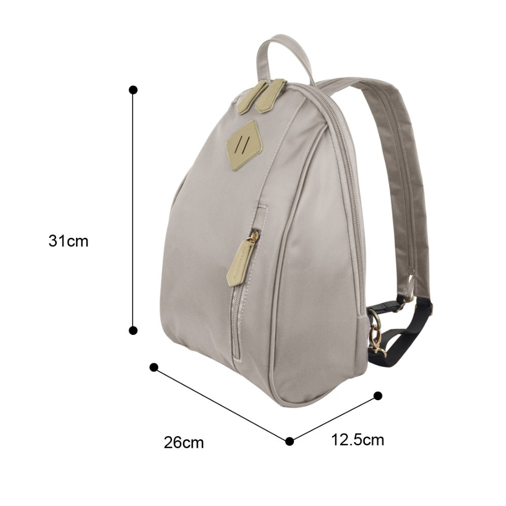 school bag size
