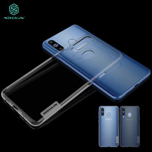 For Samsung Galaxy A8s Case NILLKIN Nature Clear TPU Transparent Soft Back Cover Cases For Samsung Galaxy A8s аксессуар чехол samsung galaxy note 7 nillkin nature tpu 0 6mm transparent white 12429