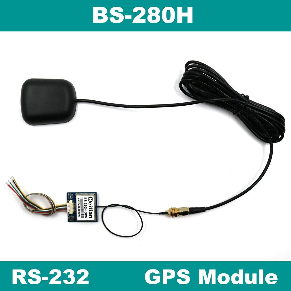 Внешний модуль BEITIAN, промышленный компьютер внутреннего уровня 9600 бит/с, 4 м, вспышка, 5,0 в, GPS-антенна, ресивер