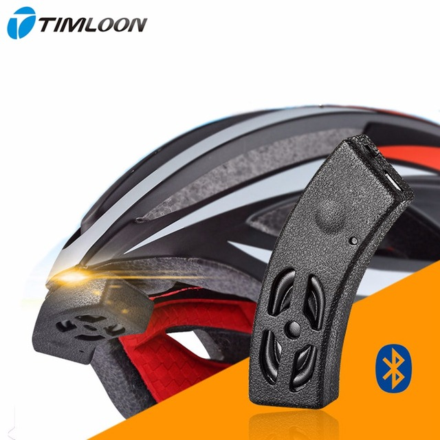Newest Bicycle Motorcycle Helmet Bluetooth Audio Headset Speaker Handsfree,Music Play for iPhone Android