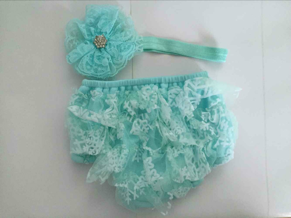 CB40806 aby Cotton Ruffle Bloomers Layers Baby Diaper Cover Newborn Shorts Toddler Cute Summer Pants Photo Props - Yiwu Benice E-Business Firm store