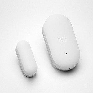 Image 4 - 2017 Originele Xiaomi Smart Home Kit Automatische Beveiligingssysteem Gate weg Draadloze Schakelaar Menselijk Lichaam Sensor En Deur Raam Sensor