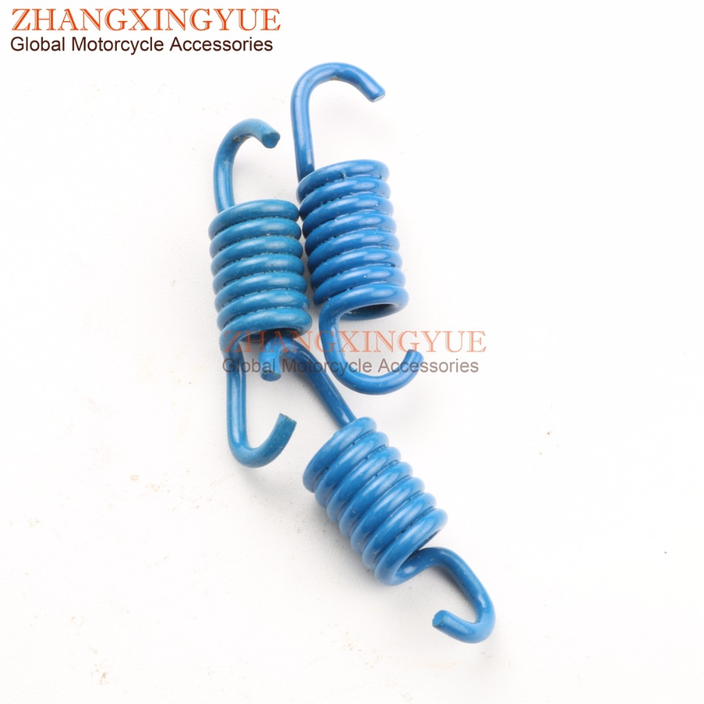 RACING CLUTCH SPRING SET BLUE 1000 RPM 50CC GY6 MOTOR SCOOTERS QMB139