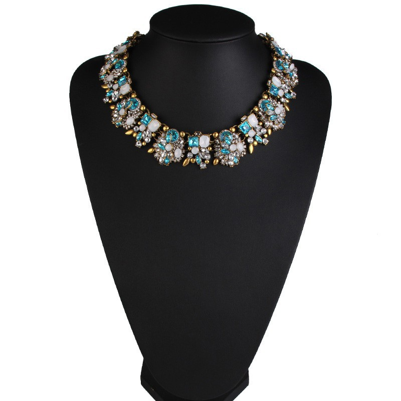 HTB1k6APaJzvK1RkSnfoq6zMwVXap - Miwens Collar Za Necklaces Pendants Vintage Crystal Maxi Choker Statement Silver Color Collier Necklace Boho Women Jewelry