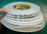 6pcs Mixed Translucent Clear Cellphone LCD Screen Repair Glue Tape Double Sided Adhesive 3M 1 1