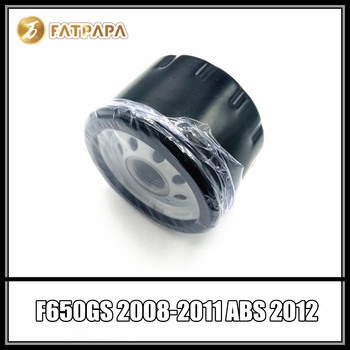Motorcycle Accessories Engine oil Filters FOR BMW F650GS 2008 2009 2010 2011 ABS 2012 image