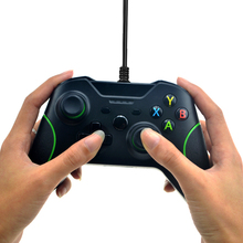 Wired USB Controller For Microsoft Xbox One PC Controller Xone font b Gamepad b font Joystick