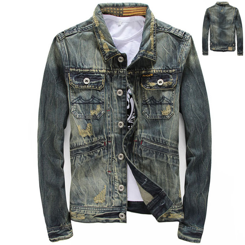 Popular Cool Denim Jackets-Buy Cheap Cool Denim Jackets lots from ...
