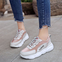 Women sneakers 2019 spring new version of the bear shoes ulzzang thick bottom comfortable ins super fire casual flats shoes