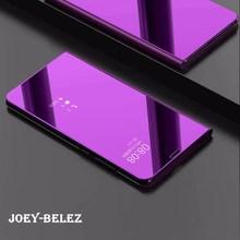 Прозрачный зеркальный чехол для huawei P20 Lite Pro с откидной крышкой для huawei P Smart Hornor 8 9 10 Lite 7A 7C Pro Y5 Y6 Y7 Y9